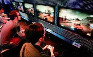 video game craze